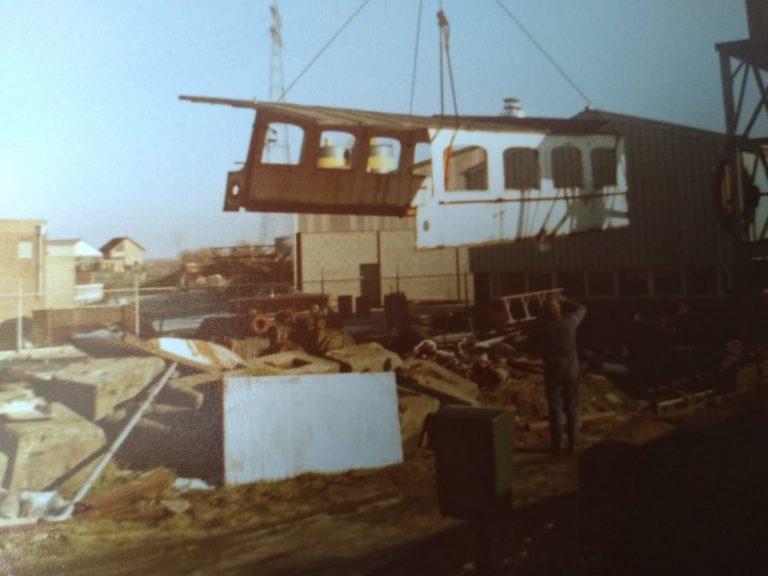 Umbau zur Yacht