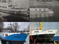 Geschichte der Yacht